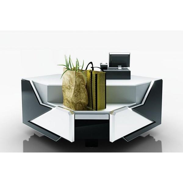 Missouri enigma NC 125 cash desk — угловой элемент