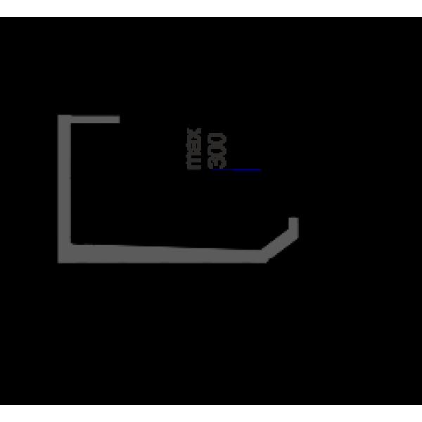 Низкотемпературная витрина Аляска A S 100 (R290)