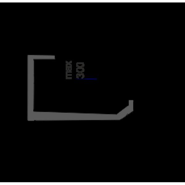 Низкотемпературная витрина Аляска А S 100