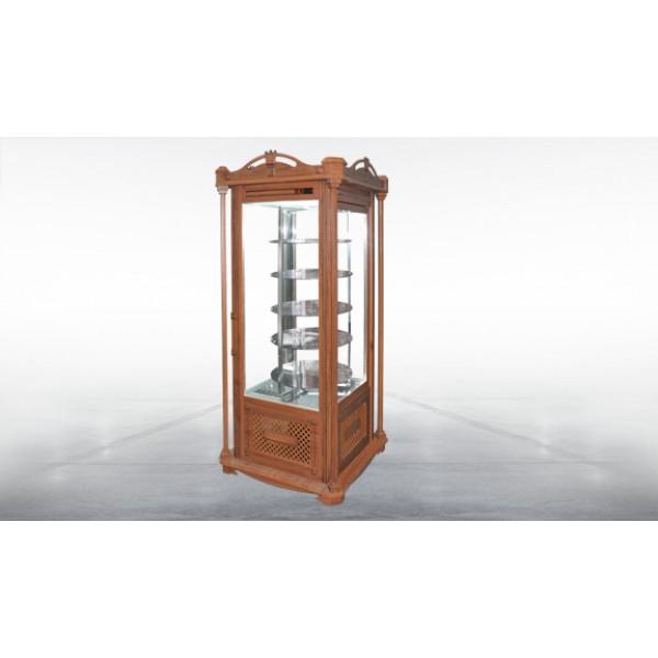 Шкаф холодильный кондитерский Арканзас-R стиль классик
