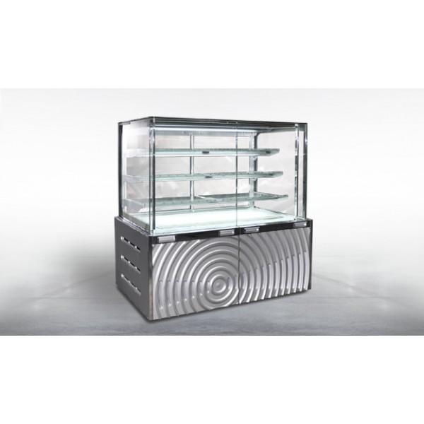 Холодильная витрина Дакота cube PC 90/150