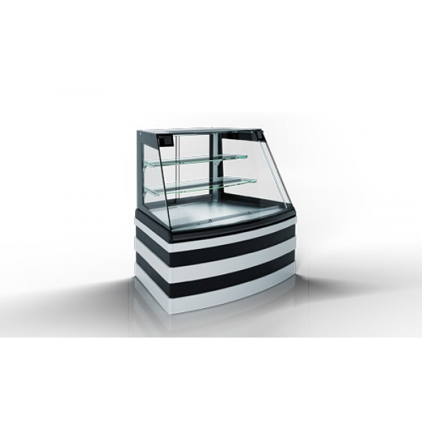 Холодильная витрина Дакота SAPPHIRE ПС 100/140 кондитерская