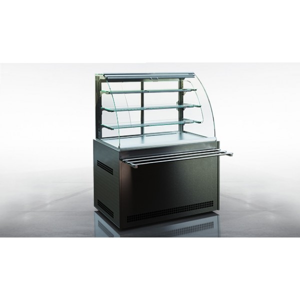 Холодильная витрина Дакота cube SELF 85/180