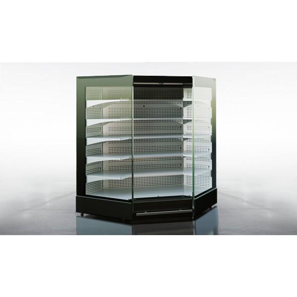 Холодильная витрина Индиана М - угловые элементы