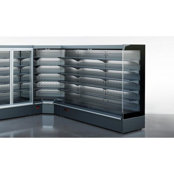 Холодильная витрина medium пристенная