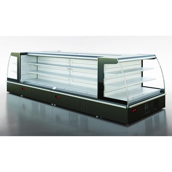 Холодильная витрина Индиана eco A пристенная
