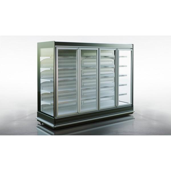 Холодильная витрина Индиана М D пристенная