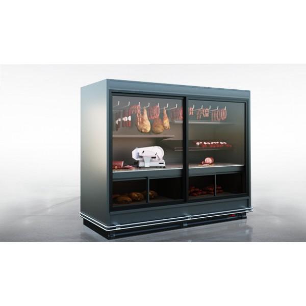 Холодильная витрина Индиана cube D meat для мяса