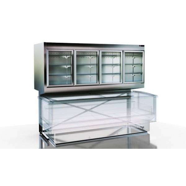 Холодильный шкаф Канзас HLT A