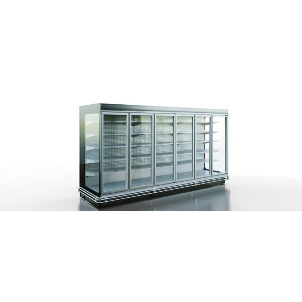 Холодильная витрина Луизиана D пристенная