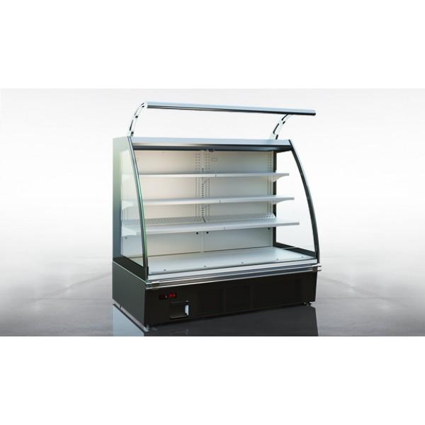 Холодильная витрина Луизиана eco A пристенная
