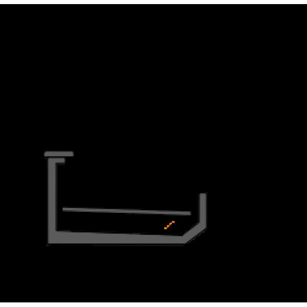 Холодильная витрина Миссури М LT - низкотемпературная