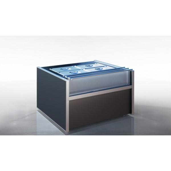 Холодильная витрина Миссури М heat BM SL