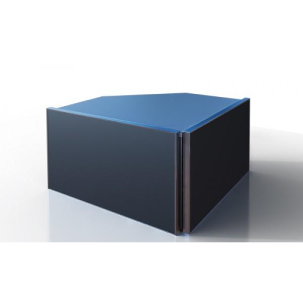 Холодильная витрина Миссури М self N SL - угловой нейтральный элемент