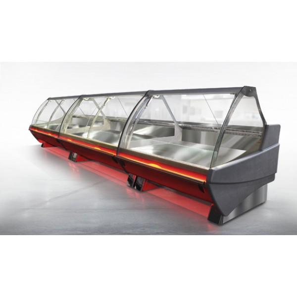 Холодильная витрина Симфония luxe - гастрономические