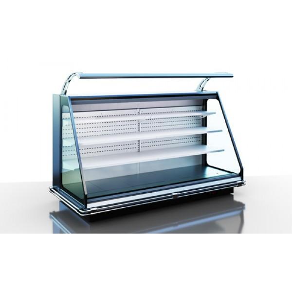 Холодильная витрина Луизиана eco пристенная