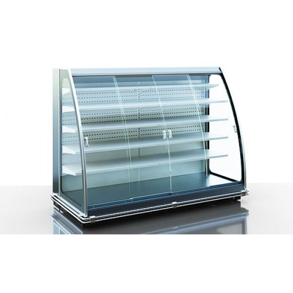 Холодильная витрина Луизиана eco D пристенная