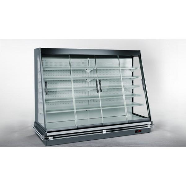 Холодильная витрина Луизиана eco D slim пристенная