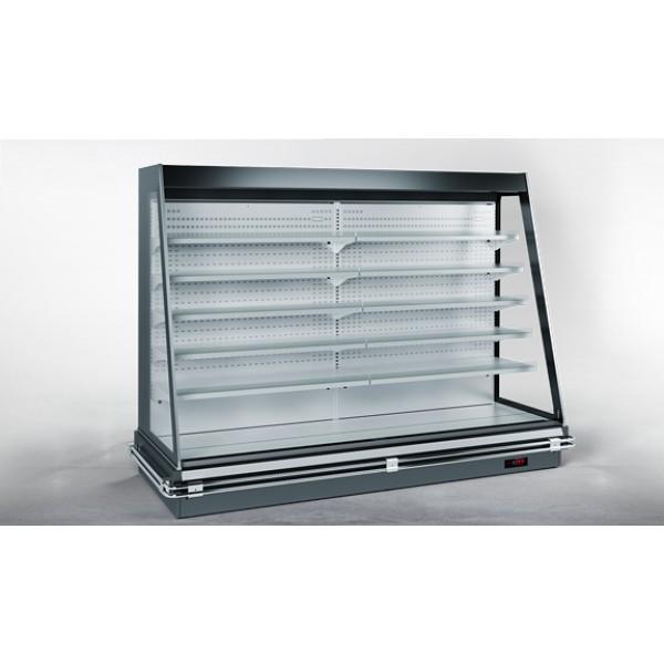 Холодильная витрина Луизиана eco slim пристенная